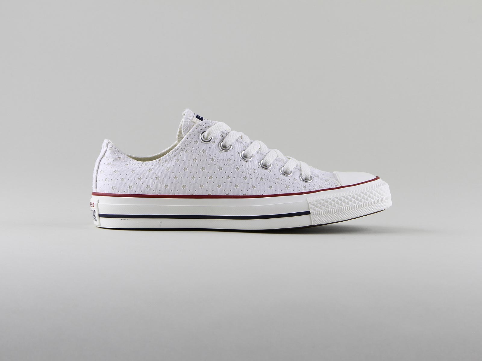 Chaussures Converse CHUCK TAYLOR ALL STAR OX Lacets